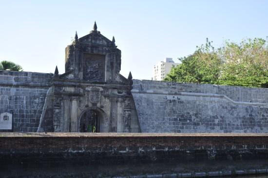 One of the main attractions to the Intramuros Tour